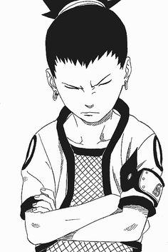 Naruto - Shikamaru