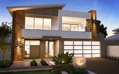 Modern Two Storey House Design