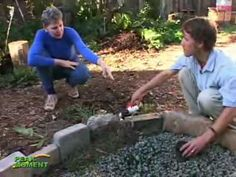 Great video on recycling grey water and the system used