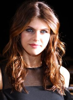 Alexandra Daddario – Those eyes are lethal