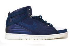 82ca0198957 Nike Zoom Air 94 Hi x Supreme navy midnight - Suplex Philadelphia