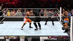 Usos vs. the Shield for the WWE Tag Team Championship