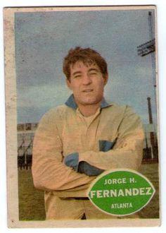 Jorge Fernandez #59 - Atlanta 1965