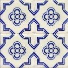19th Century Portugese tiles by Solar Antique tiles