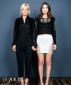 Gigi Hadid's sister Bella gushes about their mother Yolanda Foster #dailymail