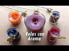 Velas con Aroma DIY - YouTube Shot Glass, Tableware, Youtube, Diy, Candles, Dinnerware, Bricolage, Dishes, Shot Glasses