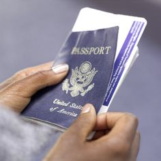 Check out these 8 newbie steps to getting a passport for the first time!