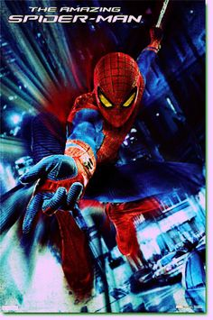 The Amazing Spider-Man.  If you could have 1 Super Hero power, what would it be?