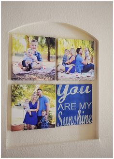 Creative Ideas for Your Walls :: Wall Art Wednesday :: Laura Winslow Photography » Phoenix, Scottsdale, Chandler, Gilbert Maternity, Newborn, Child, Family and Senior Photographer |Laura Winslow Photography {phoenix's modern photographer}