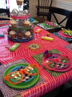 """Dance Party / Birthday """"Reese's 7th Birthday""""   Catch My Party"""