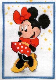 cross stitch patterns free printable | Free disney cross stitch patterns pictures 1