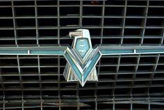 1966 Ford Thunderbird Emblem