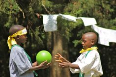 Children playing together! #joinforjoy