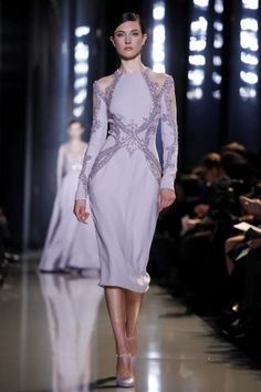 Elie Saab Haute Couture S/S 2013 Paris