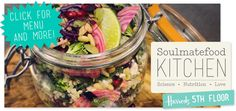 Soulmatefood Kitchen - TAILORED CHEF PREPARED HEALTHY MENUS DELIVERED TO YOU!