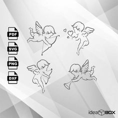 Excited to share the latest addition to my #etsy shop: Valentines day Cupid vector SVG Clipart Svg Files, printing design, png, pdf, DXF, Insta Download http://etsy.me/2noIuHo #supplies #engraving #love #valentinesday #valentinesvector #valentinevector #valentinesvg #l