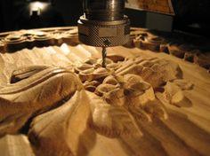 Mechanical woodcarvi