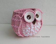 Дом, в котором живут корзины Christmas Toilet Paper, Easy Christmas Crafts, Diy Projects To Try, Crafts To Make, Basket Weaving Patterns, Candy Cane Crafts, Paper Weaving, Toilet Paper Roll Crafts, Newspaper Crafts