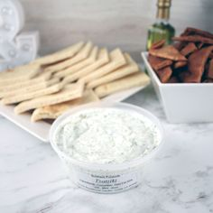 Brothers Products Tzatziki Sauce