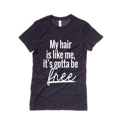 17 T-Shirts And Accessories Every Natural Girl Desperately Needs