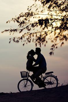 I want to ride bikes with someone on a warm breezy evening, and watch the sun set together :)