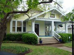 Vickery place on pinterest dallas craftsman and for Craftsman style homes for sale dallas tx