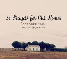 31 Verses to Pray fo
