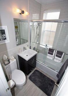 bathroom remodel ideas Washroom Design, Bathroom Tile Designs, Modern Bathroom Design, Bathroom Interior Design, Bathroom Ideas, Bathroom Organization, Interior Ideas, Modern Small Bathrooms, Big Bathrooms