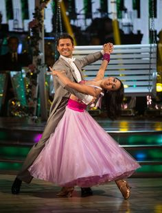 Strictly Come Dancing 2014: Semi-Final - Karen Hauer and Mark Wright