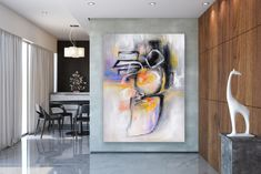 Items similar to Original Painting Large Paintings,Large Abstract Painting,original painting,large original,oil large painting on Etsy Large Artwork, Large Canvas Art, Large Wall Art, Modern Oil Painting, Large Painting, Painting Canvas, Office Wall Art, Home Decor Wall Art, Bedroom Decor