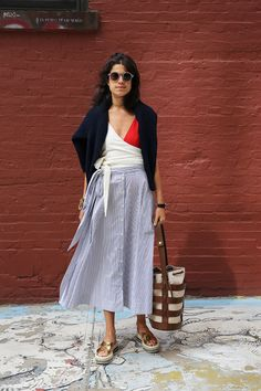 It's cold in NYC, but we're gearing up for the beach http://www.manrepeller.com/2015/05/how-to-pack-memorial-day-2015.html