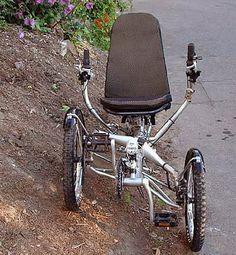 Trike Bicycle, Cargo Bike, Mountain Bike Handlebars, Mountain Biking, Soap Box Cars, Concept Cars, Super Cars, 4x4, Baby Strollers