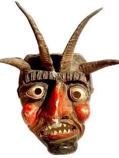 maskenmuseum Diedorf - Perchtenmaske