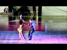 Латинские танцы, это просто круто