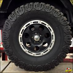 """37"""" #Cooper #Discoverer #STT2 on a 2008 #Jeep #Wrangler.  37x12.50R17LT #offroad #wheeling #4x4 #4wd Truck Tyres, Truck Wheels, 4x4 Trucks, Toyota Tundra, Toyota Tacoma, Off Road Wheels, Hummer H1, Bug Out Vehicle"""