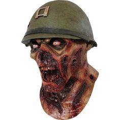 Máscara Captain Lester Ghoulish - Dresoop.es