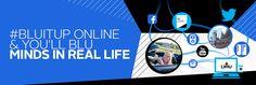 #BLUITUP Online & You'll BLU Minds In Real Life - edwhite.iamlimu.com