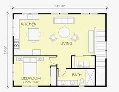 Modular Home Floor Plans With Inlaw Suite. Modular homes are becoming increasingly popular as homebuyers discover the affordability and durability of this Brick House Plans, Modular Home Floor Plans, Garage Floor Plans, Porch House Plans, Small House Floor Plans, Open House Plans, Basement House Plans, Bedroom House Plans, In Law House
