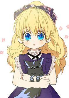 Athy - Who made me a princess Anime Girl Cute, Kawaii Anime Girl, Anime Art Girl, Manga Girl, Anime Wolf, Anime Outfits, Anime Chibi, Anime Comics, Arte Do Kawaii