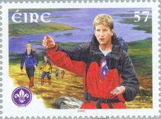 Sello: Scouting (Irlanda) (Scouting) Mi:IE 1422,Sn:IE 1390,Sg:IE 1519