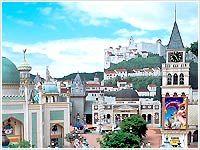 Everland, Lotte World et Séoul Land