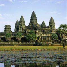 Angkor Wat, Cambodia, Posters and Art Prints