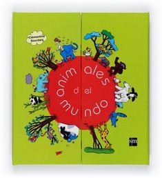 Animales del mundo, de Clèmentine Sourdais, en editorial SM. Un libro con pop-ups para descubrir en diversos hábitats animales de todo el mundo. A partir de 3 años. *En nuestra biblioteca.
