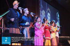 SevenStrings Event - Proud Of Indonesia Concert