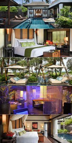 Anantara Phuket Villas, Phuket, Thailand