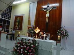 Con gran gozo y alegría el día de hoy celebramos la solemnidad de #CorpusChristi #ArqTl #CristoViveEnMedioDeNosotros.