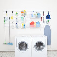 Found it at Wayfair - Laundry and Utility Room Starter Pack