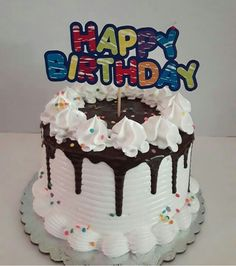 Chocolate Cakes, Birthday Cake, Desserts, Food, Tailgate Desserts, Deserts, Birthday Cakes, Essen, Bolo De Chocolate