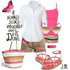 Pink Summer...I love pink!!