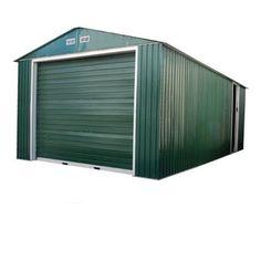 50961 Duramax Imperial Metal Garage 12x20 - Garage Shed